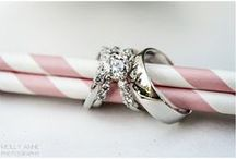 The Ring & Bling / rings, earrings, necklaces and more to accessorize you on your big day