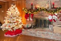 Mantel Decorating Ideas / Decorating your fireplace mantel for different occasions