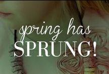 Spring Has Sprung! / by Lauren's Hope