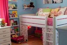Girls Room / by Becki Dennis