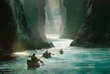 I want to go there / Secret fantasies | travel cafe | inspiration