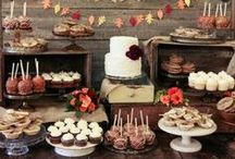 Fall Wedding Inspiration / embrace fall colors and traditions with these autumn inspired pins