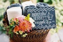 Details and Favors / bridal accessories and wedding decor and favor inspiration