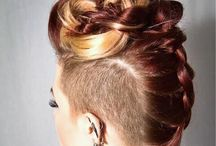Outrageous Updo / Hair | style | Up do | fashion