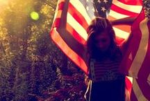 America Beauty - USA Flags and Strong Women / American Flag draped on beautiful women in artistic light, focus, water, wind, etc. making unusual creative patriotic photography shots with a dash of sexiness. / by Former Military Spouse ~ Military Divorce