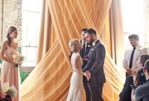 Fabric love / Fabric draping | wedding | event | ceiling