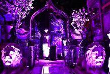 Electro neo event / Electro Neo Warehouse Party | neon design