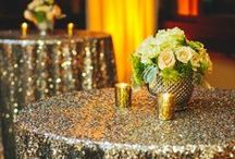 DULUXE DECOR / Gorgeous and sophisticated interior design and decoration themes for dazzinlg tables and events.