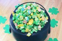 St. Patrick's Day Recipes and Treats