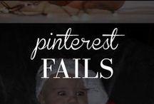 Pinterest Fails / by Lauren's Hope