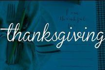 Thanksgiving / by Lauren's Hope