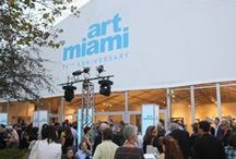 Art Miami / The world's premier international art show returning to Miami for its 14th edition December 3-6.  / by EWM Realty International