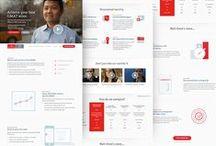 web design / design / by Agnieszka Prokopowicz