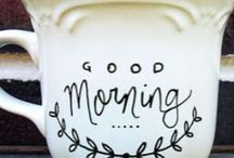 Coffee Cups / by Amanda Frueh
