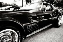 CARS / My ever-cool and stylish father has engrained a passion for cars in me since I was just a little girl. He is an avid collector and enthusiast and I hope to pass on his passion and knowledge to my children, his grand-children, one day. / by Candi Crookes