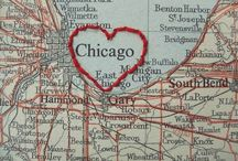 Sweet Home Chicago / by Andrea Kahlenbeck