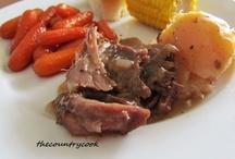 foods / by Nancy Burress