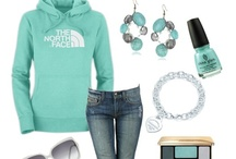Favorite Outfit Combos / by Caroline Dart