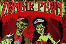 Zombie prom ideas!  BEWARE!!!! / This was our 2012 Halloween theme! It was an epic year! If you would like to pin here, then please leave a comment and I will add you! Come,  join us! It's really dead around here!!!! / by Twana Gilles