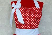 A is for Aprons / by Heidi Rourke