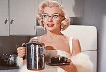 Caffeine / Yummy coffee and tea