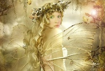 I believe in fairies! / by Twana Gilles