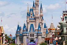 Disney World / by Amanda Frueh