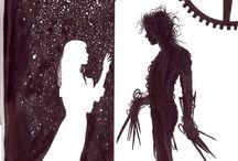 Tim Burton Love / by Victoria Everett