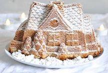 Jouw kerst! / Heb jij betoverend mooie én lekkere kerstrecepten? Volg Allerhande en pin mee! / by Allerhande van Albert Heijn
