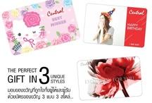 DIY Central Gift Card / บัตรของขวัญเซ็นทรัล DIY ดีไซน์ได้ด้วยตัวคุณเอง เก็บภาพความประทับใจของคุณและคนที่คุณรักในรูปแบบบัตรของขวัญ พร้อมให้ช้อปวันนี้ที่ http://giftcard.central.co.th/th/giftcard-Shop.php