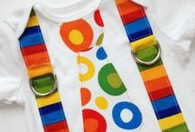 S is for Shirts / by Heidi Rourke