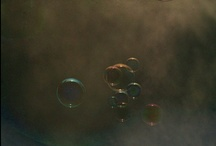 Bubbles Spheres and Orbs / by Jenny Mehlenbeck