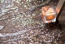 {WEDDINGS} S p a r k l e / Everything that glitters and sparkles