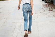 << wear   denim >> / by Britt Deyan