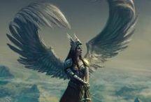 People-Viking & Norse / Norse Mythology, Gods, Goddess', Peoples