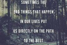 Quotes / by Alexandria Jones