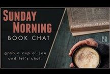 Sunday Morning Book Chat Vlog