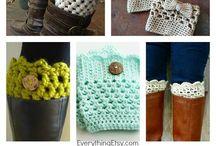 Crochet ideas! / My peaceful little hobby! / by Roxana Sagastume