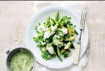 Groen op je bord / Doen, deze lekkere recepten vol groen.