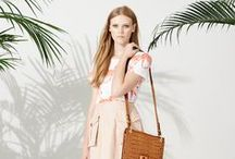 LOOKBOOK / SS14 / Orla Kiely lookbook for spring summer 14
