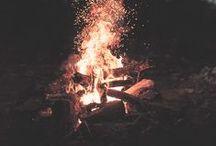 Adventure, Campfire & Wilderness ♥