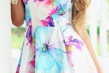 Formal & fun clothes