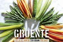Allerhande magazine mei - Groenterevolutie / In mei gaat het dan echt gebeuren. We starten een groene revolutie! Van borrelhapjes bom-vol goede ingrediënten, tot kinderen met groene vingers. Doe je mee?