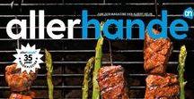 Allerhande magazine juni 2018 - BBQ! / Time to BBQ! Deze zomer barbecuen we met extra veel groenten, want de barbecue is zeker niet alleen geschikt om vlees of vis te grillen. Geen tijd, maar toch zin om de BBQ aan te steken? In dit magazine presenteren we de 30 minuten BBQ: gemakkelijke barbecuerecepten die snel op tafel staan.