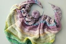 Pretty Knits & Crochet
