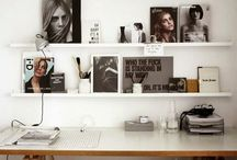 Workspace / by Charlotte - Espresso Moments
