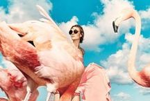 EDITORIAL INSPIRATION / Inspiring and awesome shoots from the world's glossiest magazines...