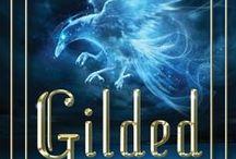GILDED / YA mythological fantasy set in modern day Korea.