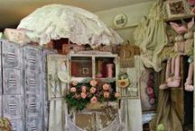 WheRe To CrEaTe... / tutorials, supplies, decor and storage, shabby, vintage, tables, cubbies, cabinets, diy / by SHaBbY StOrY