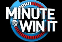 """Minute To Win It"" Party"